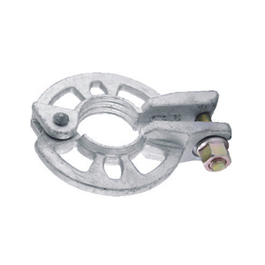Système de verrouillage Ringlock Forged Drop Round Ring Clamp Coupler
